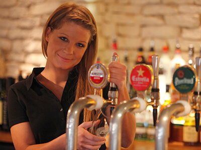 Bar jobs at The Woolpack